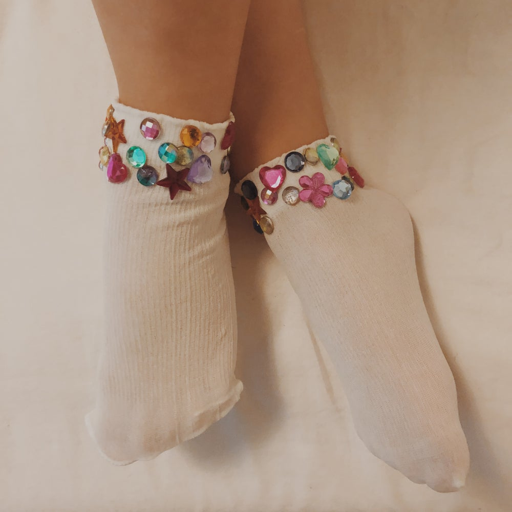 Image of Gemmy Socks 0-4 years - 5 colors