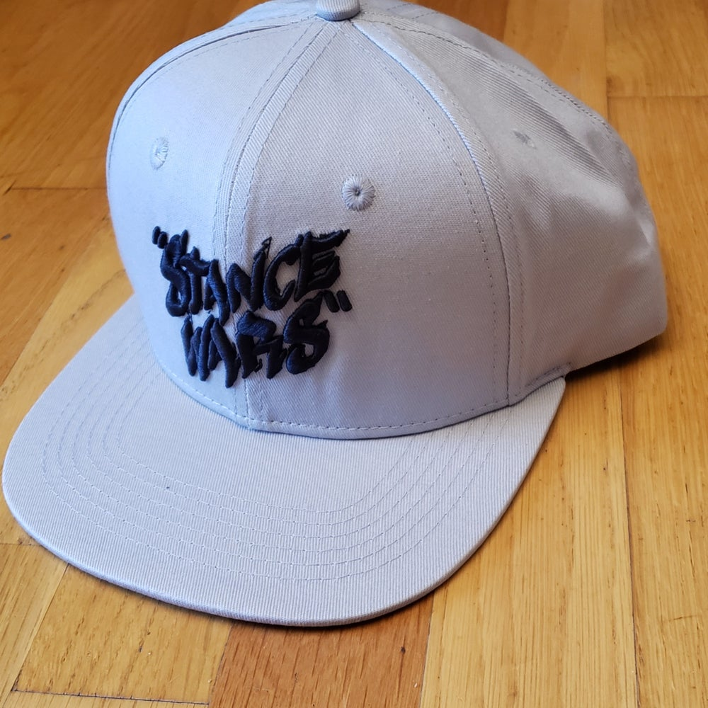 Image of StanceWars Basic Gray Snapback