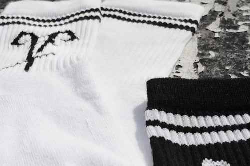 Image of Filthy Fabric Logo Crew Socks
