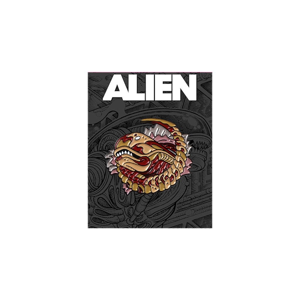 "Image of Chestburster ""Alien"" Pin"