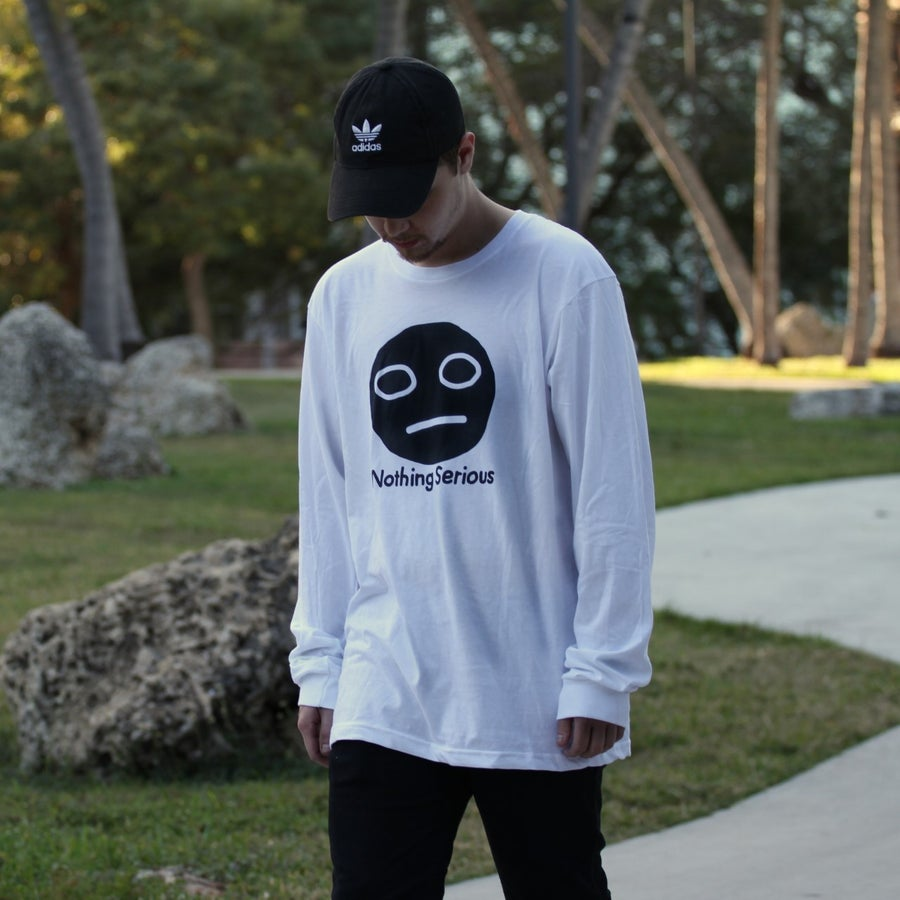 Image of Logo Long Sleeve