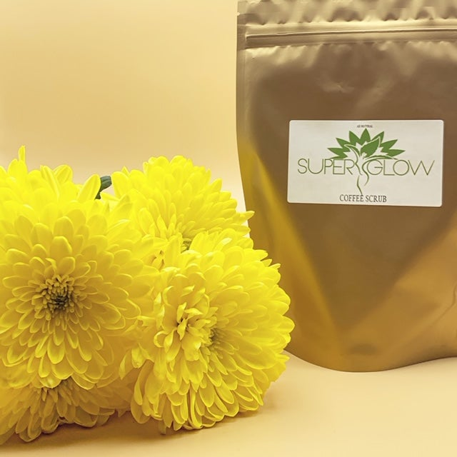 Image of SUPERGLOW COFFEE SCRUB