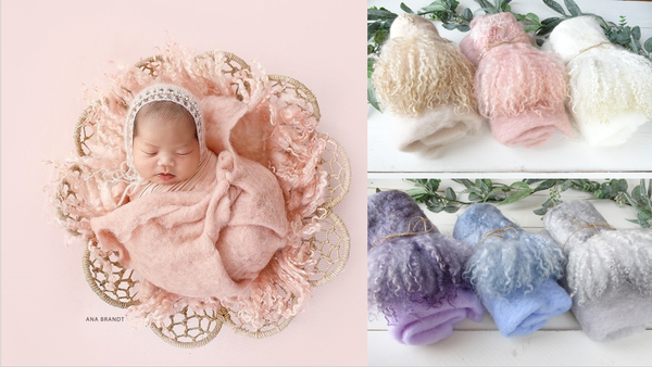 Image of Super Soft 2pc Wool Curly Set