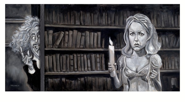 "Image of ""Put the Candle BACK!"" Print (inspired by ""Young Frankenstein"")"