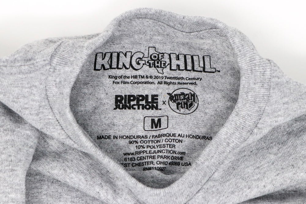 King of the Hill - King of the Hill Alley T Shirt
