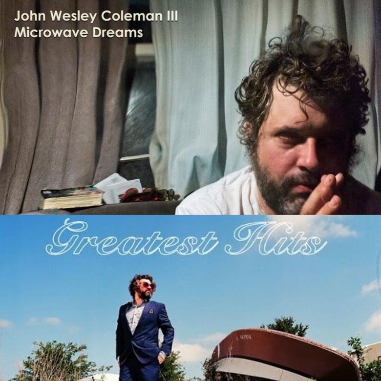 Image of John Wesley Coleman III vinyl LP Bundle
