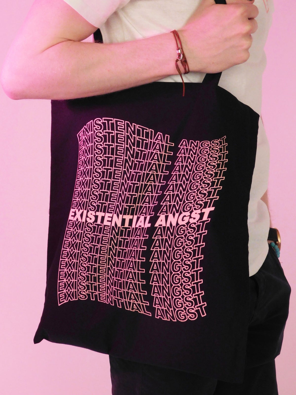 Image of Existential Angst Tote