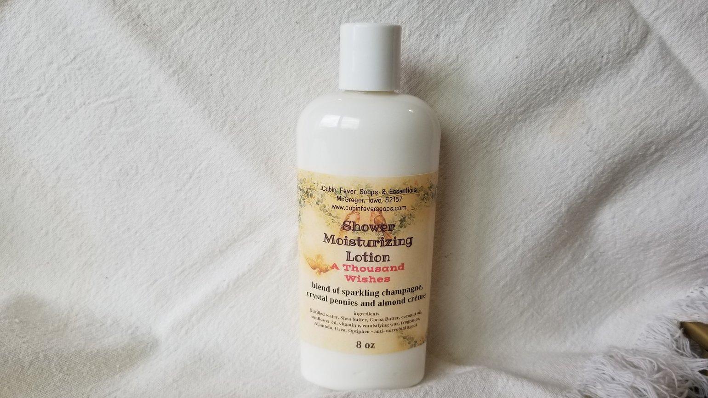Image of Shower Moisturizing Lotion