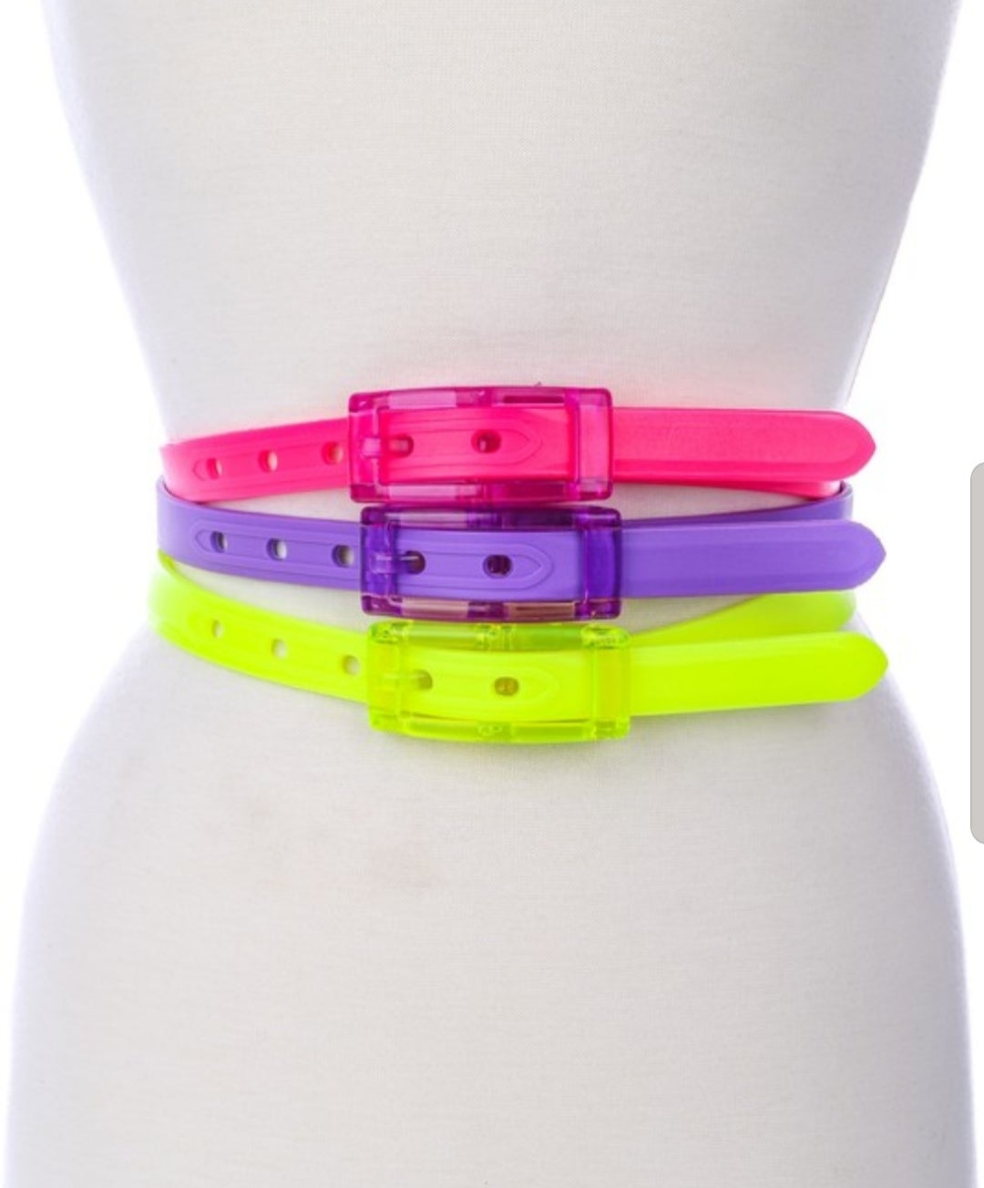 Jelly Belts