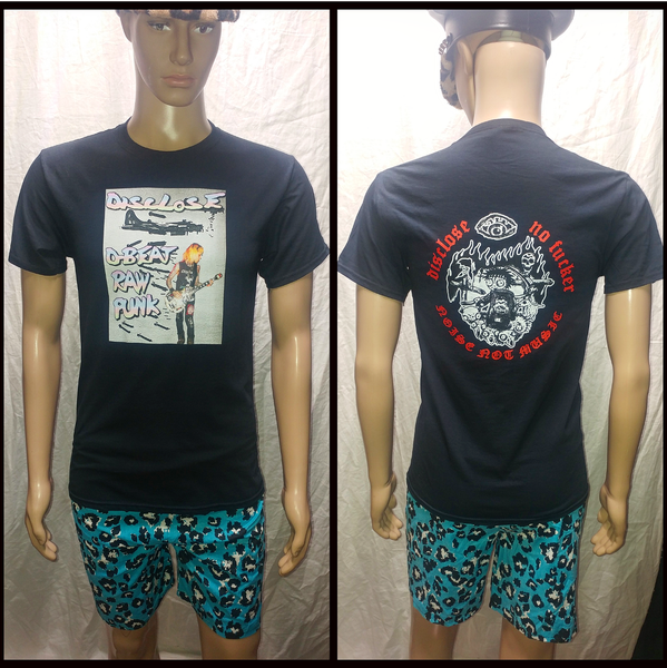 Image of Disclose kawakami kawaii front and back printed