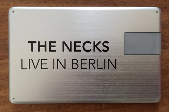 Image of THE NECKS LIVE IN BERLIN (VIDEO USB)