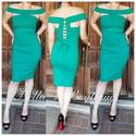 Coqueta Sexy Dress