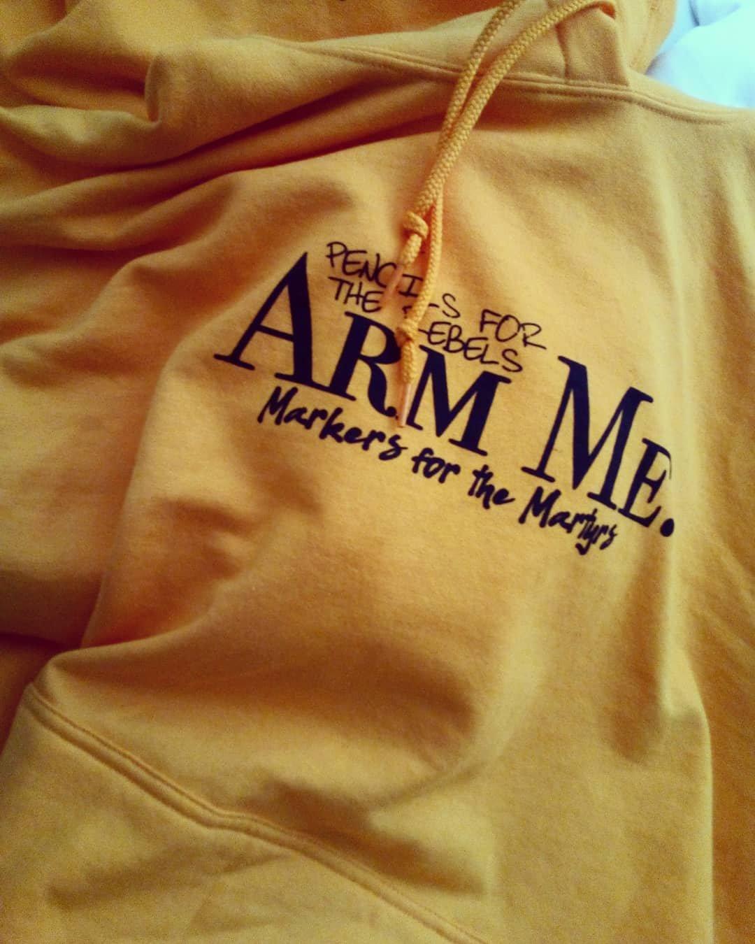 Image of Arm Me Hoodie