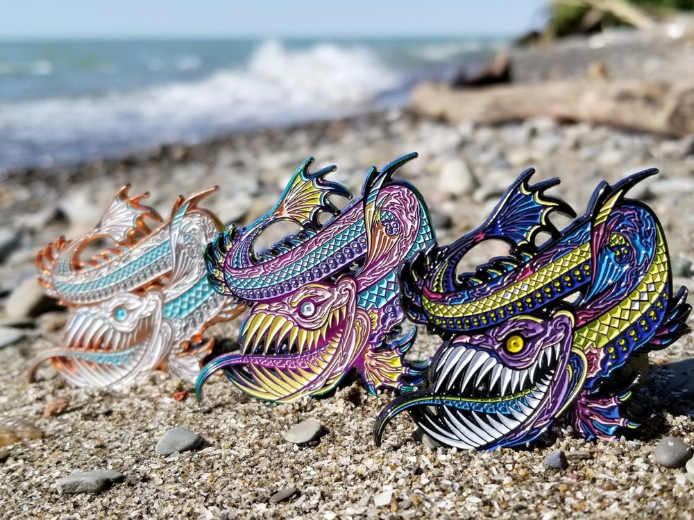 Image of Creatures from Below: Viperfish {full set}