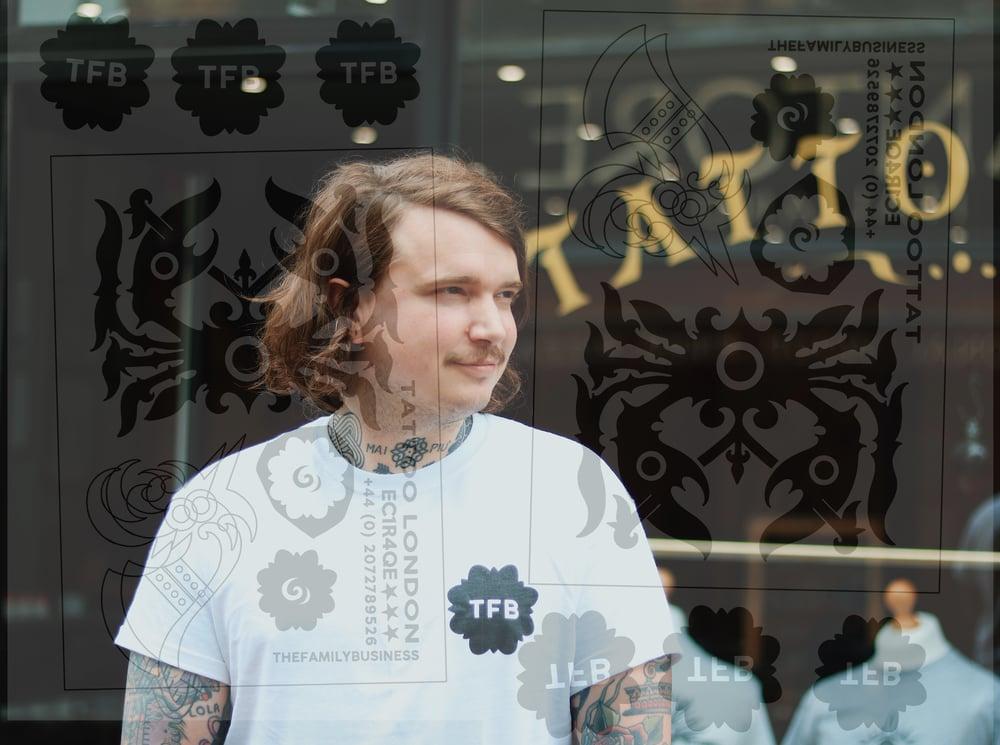 Image of Chris Hewish x TFB T-Shirt