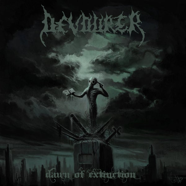 Image of Devourer - Dawn To Extinction