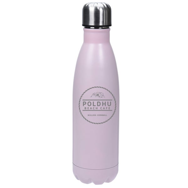 Vacuum Bottle 500ml - Pastel Pink