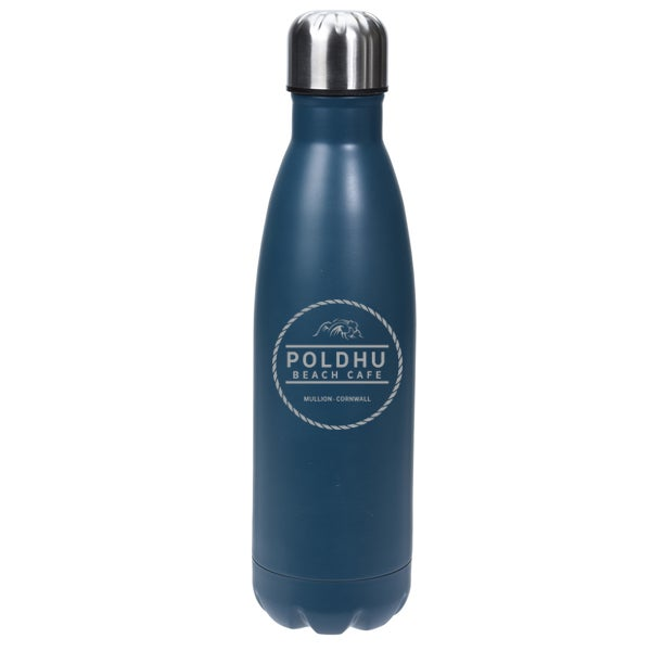 Vacuum Bottle 500ml - Pastel Sea Blue