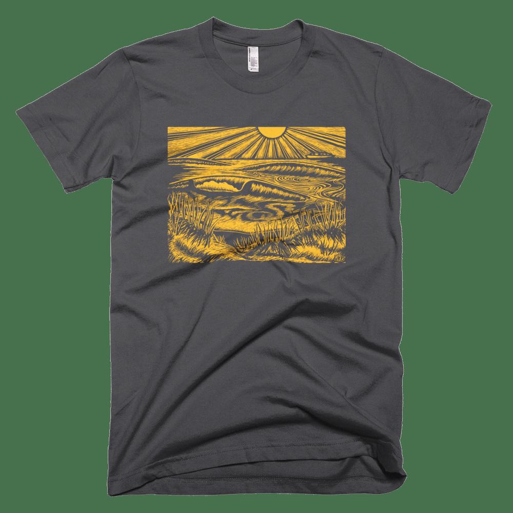 Image of Ocean Wave T-Shirt