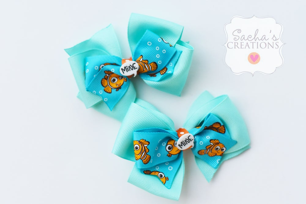 Image of Set of Two Finding Nemo Bows
