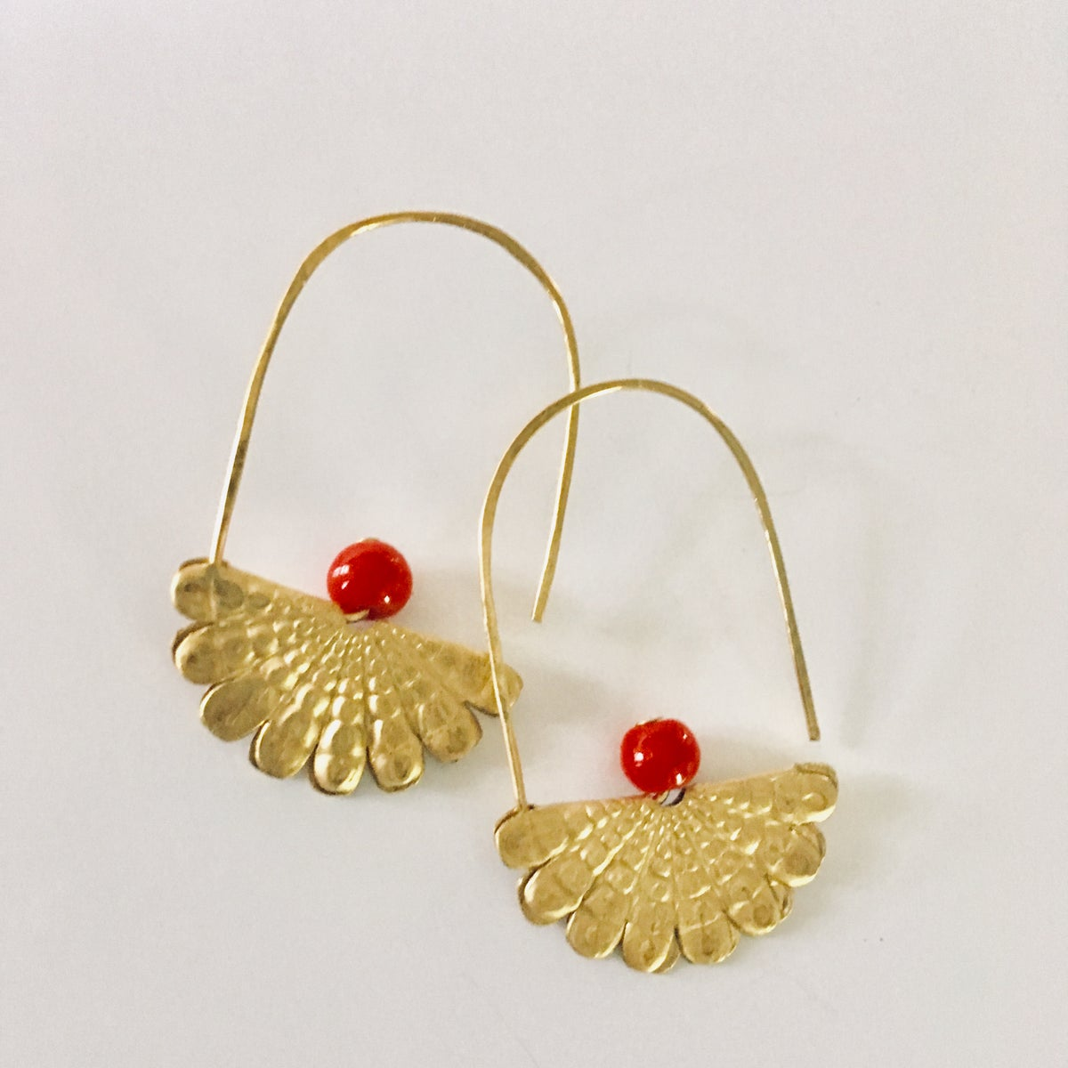 Image of Squash Blossom Earrings