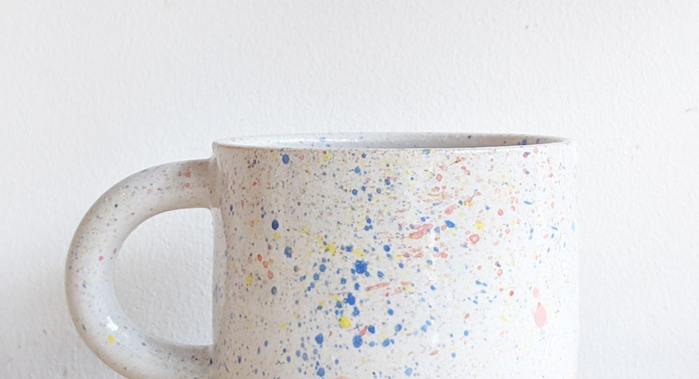 Image of Spatter mug - 15% off