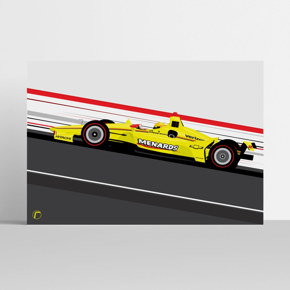 Image of Pagenaud | Indy 500