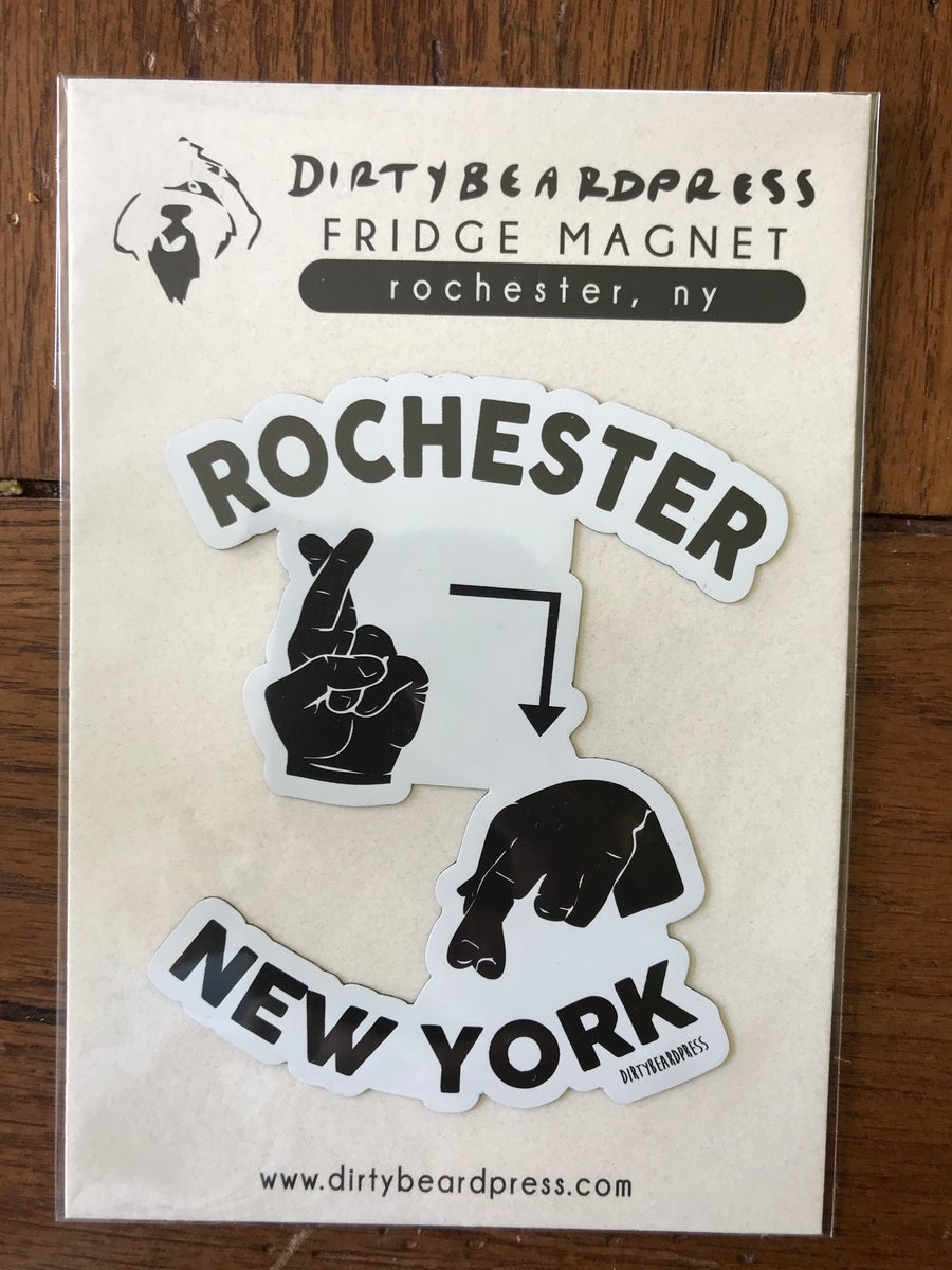 Image of Rochester magnet
