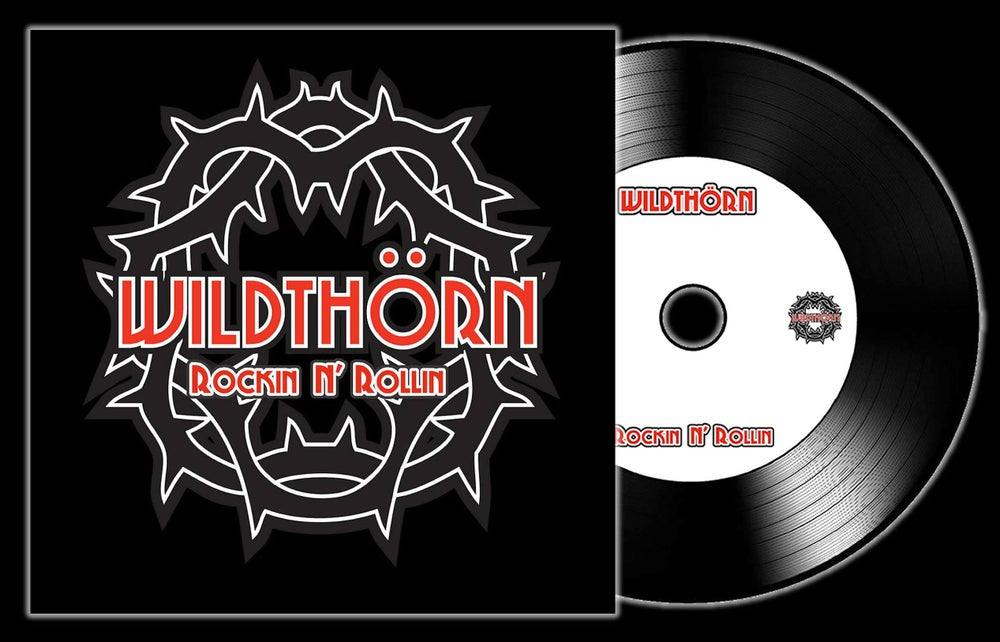 Image of Wild Thorn Rockin N' Rollin EP