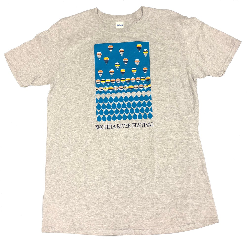 Image of 1984 Riverfest Throwback Balloon Shirt