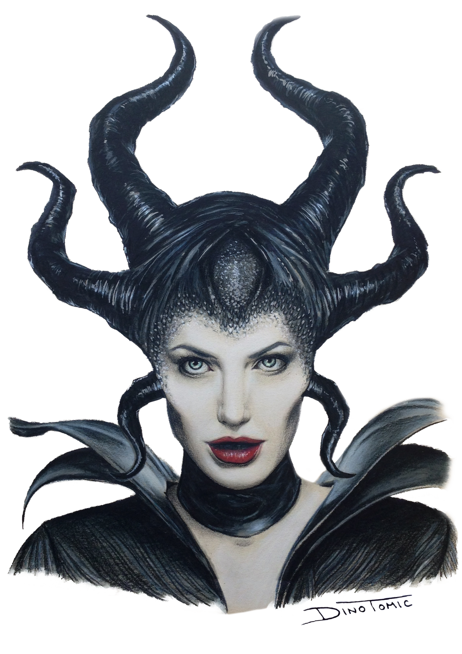 Image of #126 Maleficent