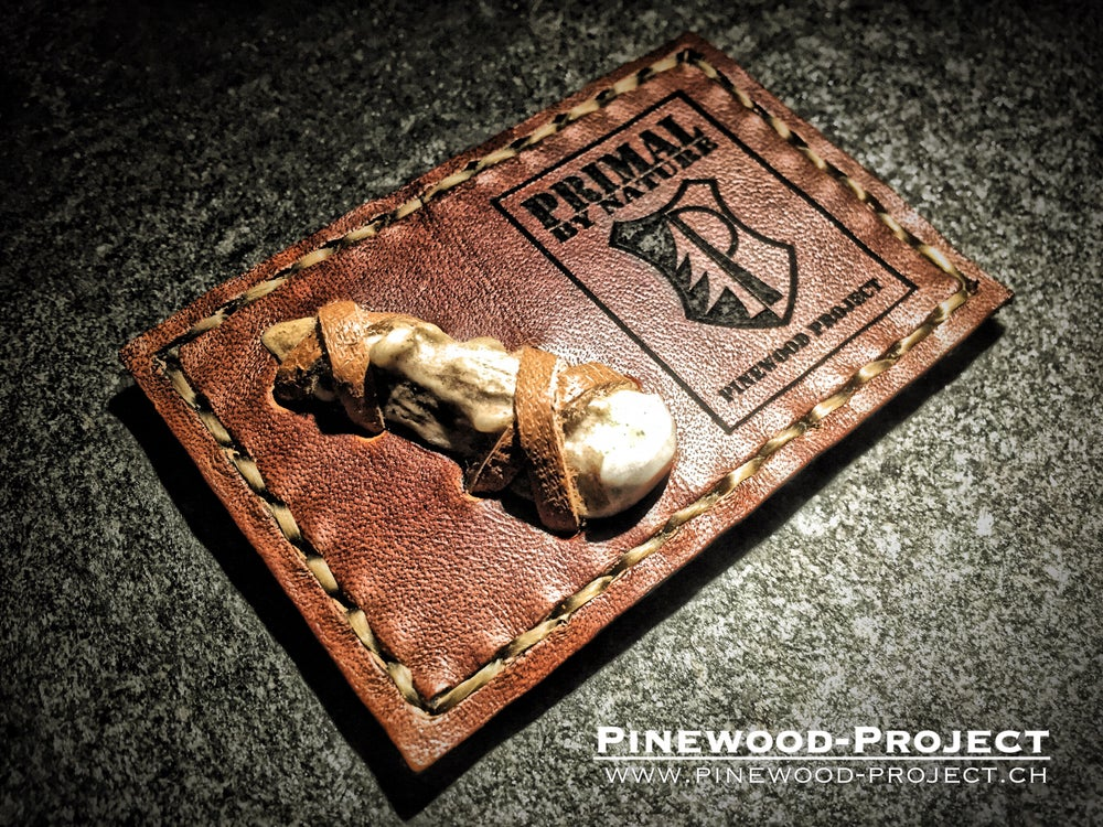Image of Pinewood Handmade Collector Patches