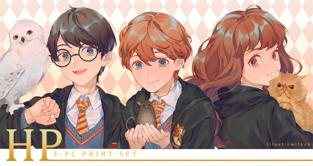 Image of HP Print set