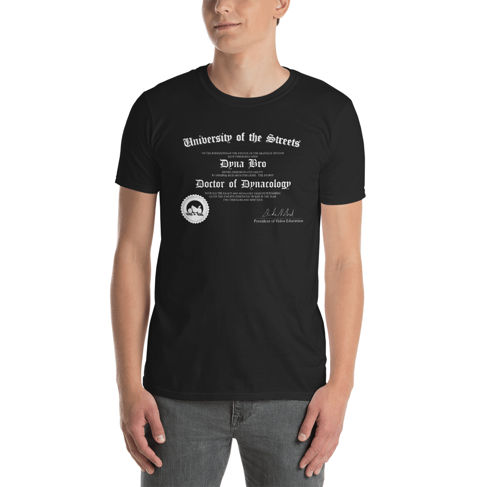 Image of Doctor of Dynacology T-Shirt