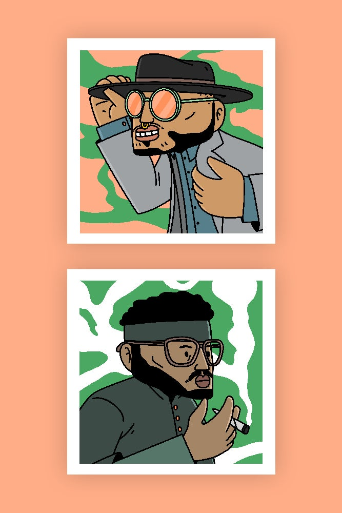 Image of Duo Series - NxWorries