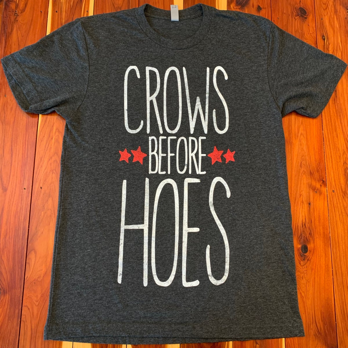 Image of Crows Before Hoes Shirt