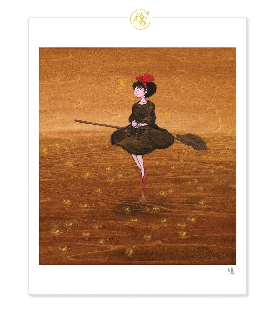 Image of Kiki's Dream Print