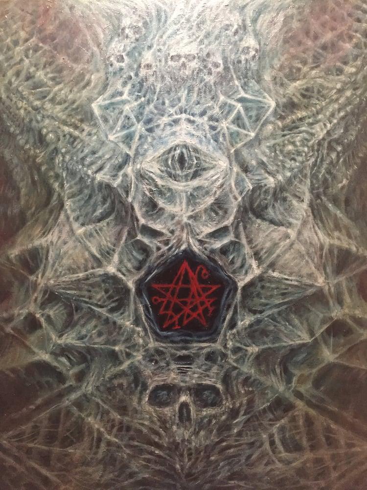 Image of Necronomicon Meditation