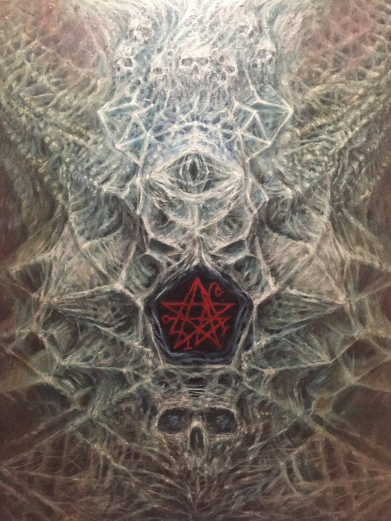 Image of Necronomicon Meditation