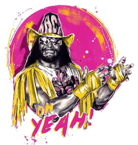 Image of Macho Man Randy Savage