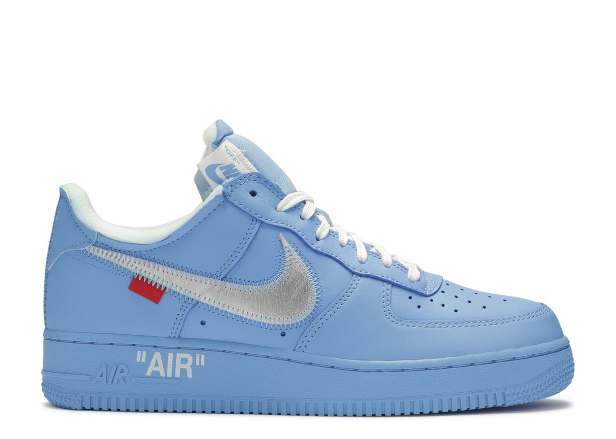 "Image of OFF-WHITE X MCA X AIR FORCE 1 LOW '07 ""MCA"""
