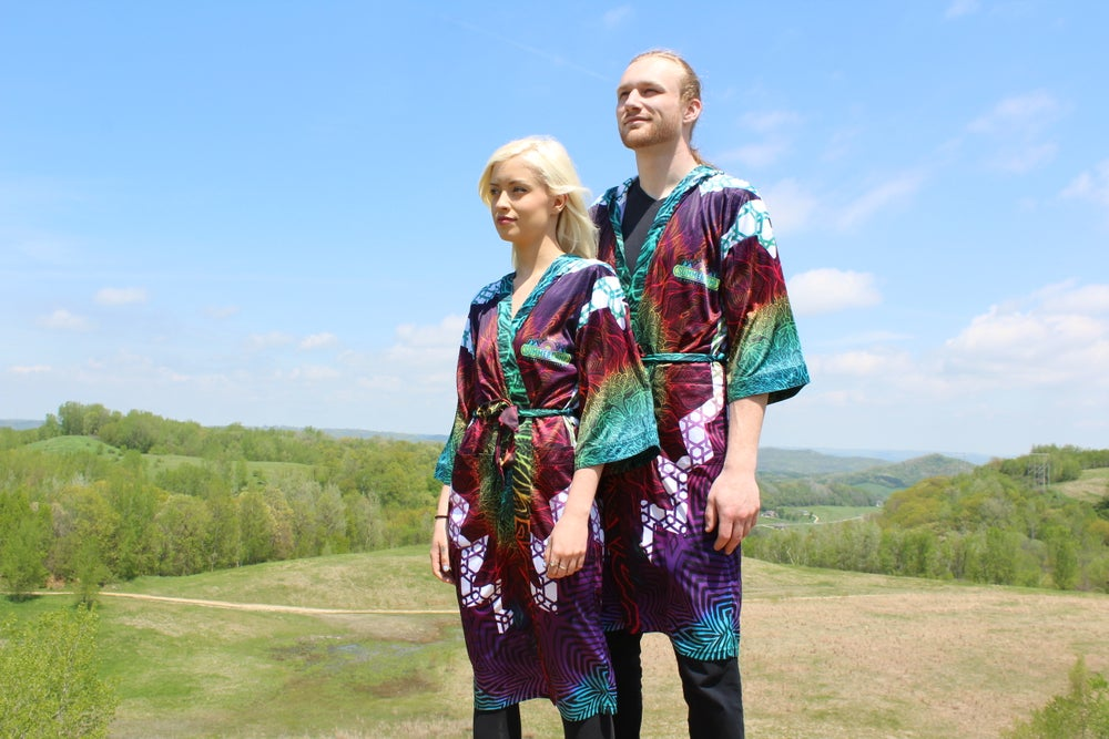 Image of Z&P - Official Summer Camp Kimono