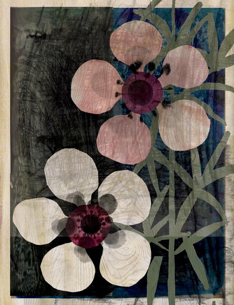 Image of Manuka Blossom Giclée Art Print