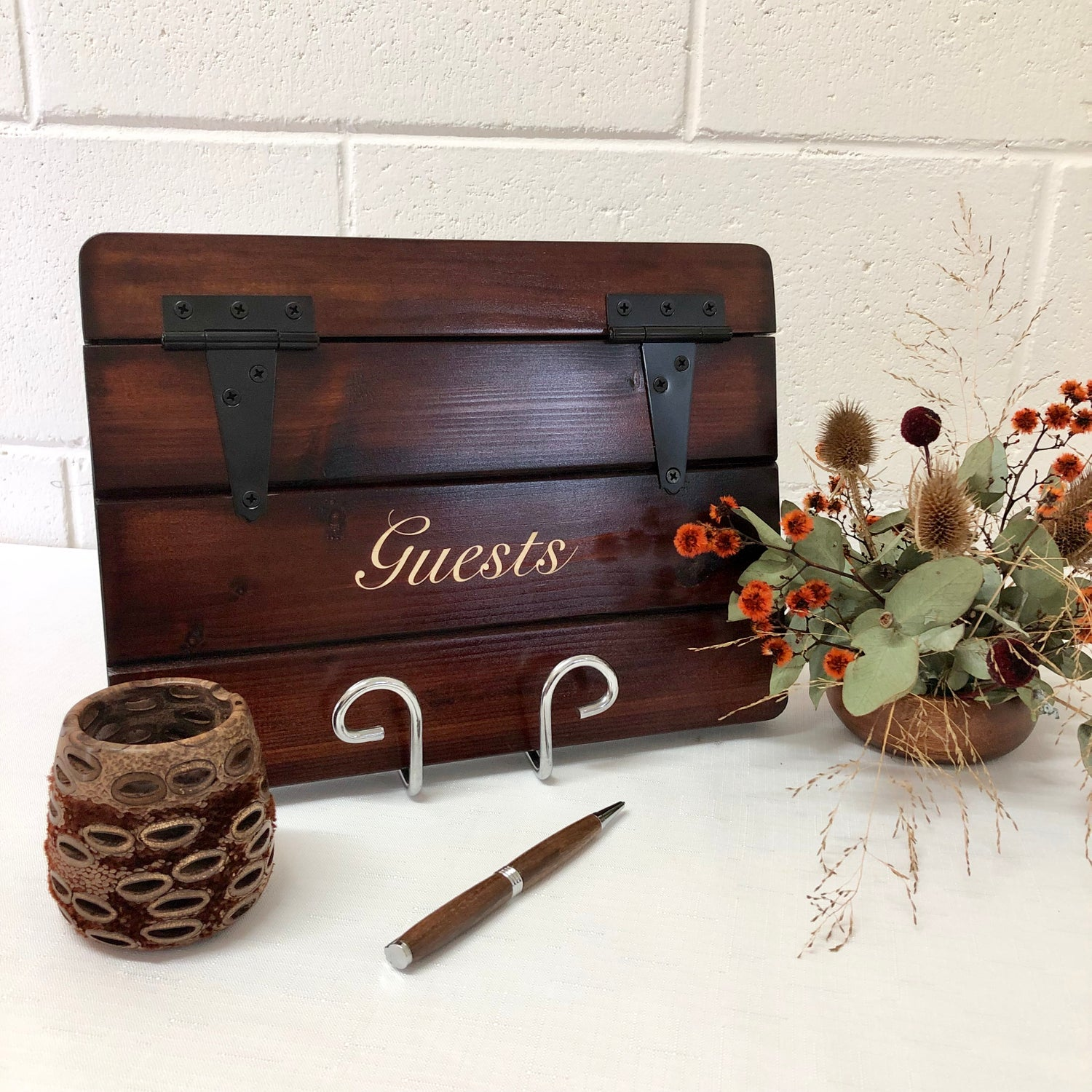 Timber Guest Books