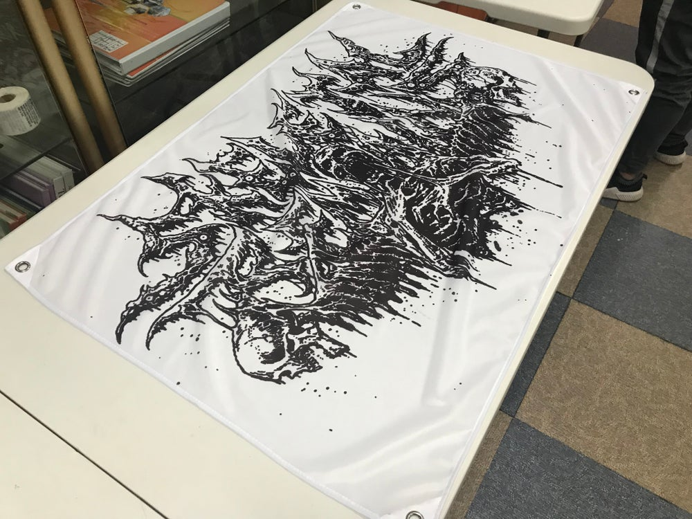 Skeletal Remains Flags