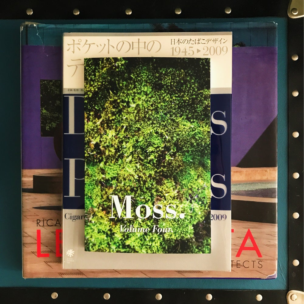 Image of Moss: Volume Four