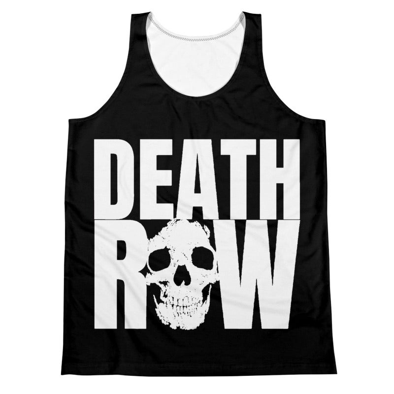 Image of Death Row Tank - B&W
