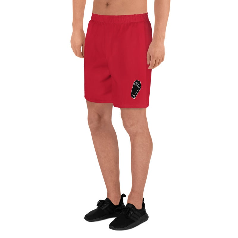 Image of Dead Inside Shorts - Red