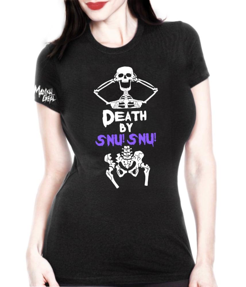 Image of Death By Snu Snu Women's Tee