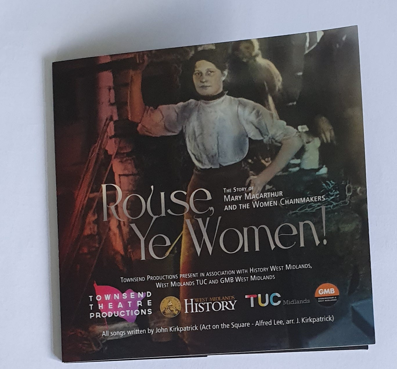 Image of ROUSE YE WOMEN CD